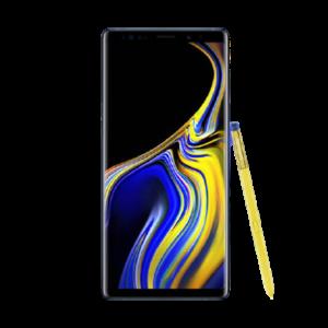 Galaxy Note 9 repairs